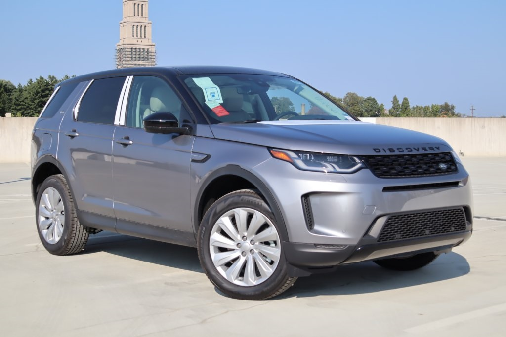 New 2020 Land Rover Discovery Sport S
