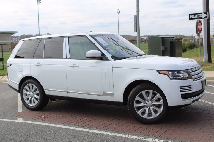 New 2017 Land Rover Range 3 0l V6 Supercharged Hse