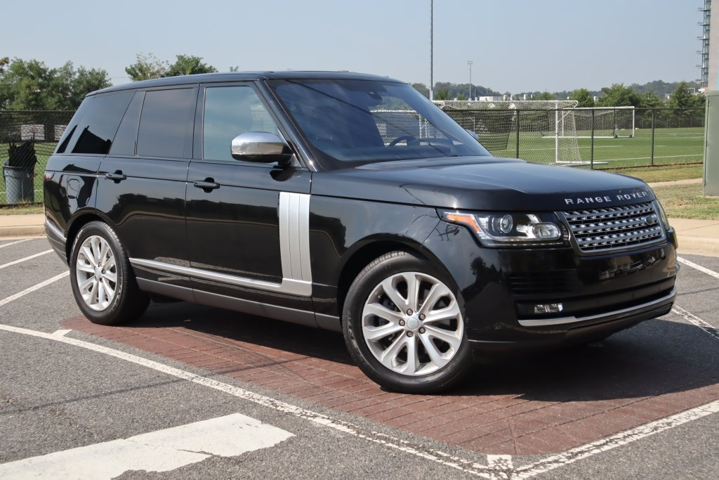 2016 Land Rover >> Pre Owned 2016 Land Rover Range Rover Hse With Navigation 4wd For Sale