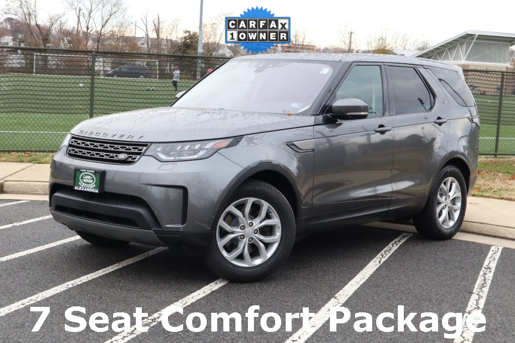 Pre-Owned 2017 Land Rover Discovery SE