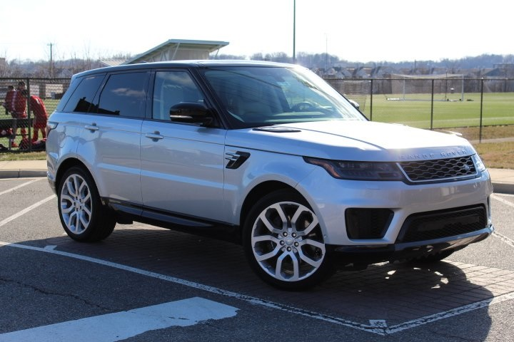 New 2018 Land Rover Range Rover Sport Supercharged