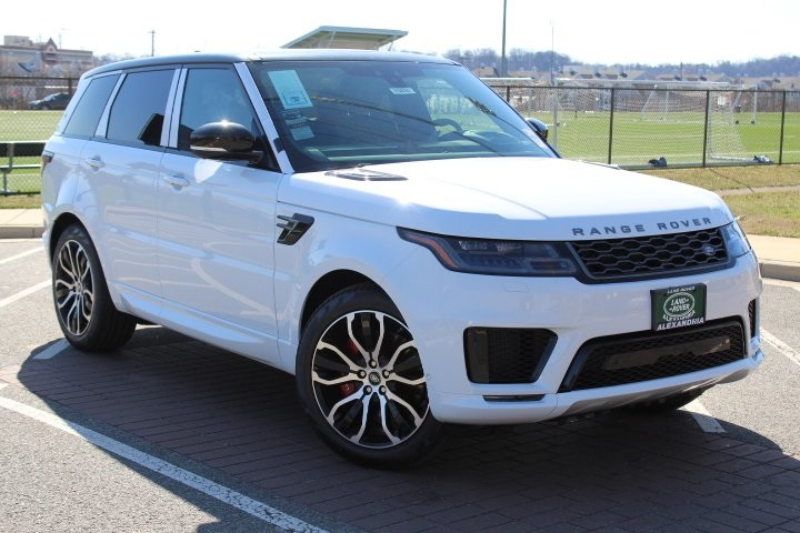 New 2018 Land Rover Range Rover Sport Supercharged 4D ...
