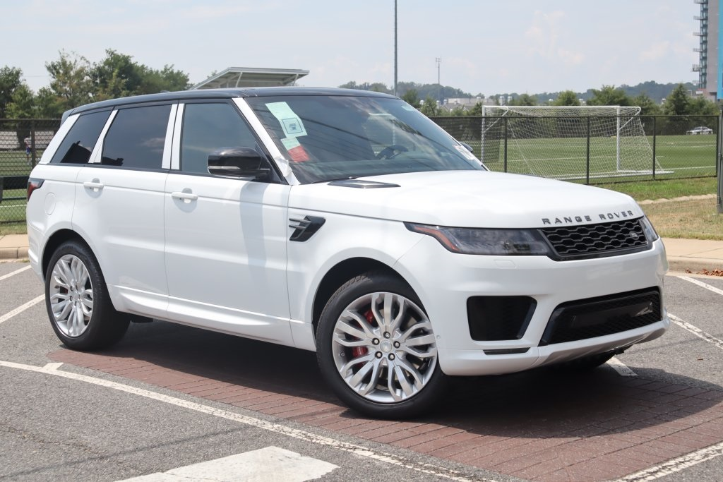 Land Rover Sport >> New 2020 Land Rover Range Rover Sport Hse Dynamic With Navigation 4wd For Sale