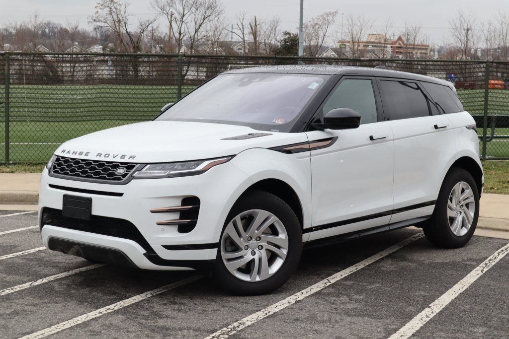 Certified Pre-Owned 2020 Land Rover Range Rover Evoque Dynamic