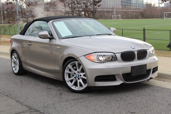 PreOwned BMW Series I D Convertible In Alexandria - 135i bmw convertible
