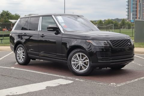 New 2020 Land Rover Range Rover Base