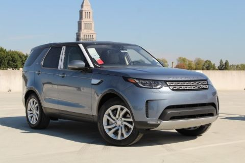 New 2020 Land Rover Discovery HSE