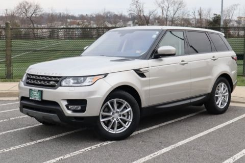 Pre-Owned 2016 Land Rover Range Rover Sport 3.0L V6 Supercharged SE