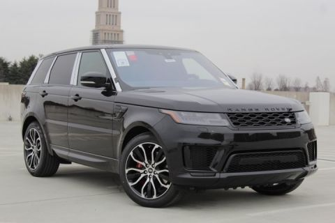 New 2019 Land Rover Range Rover Sport 5.0L V8 Supercharged Autobiography